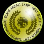 Mosaic turkish lamps are made in which quality and where are used.