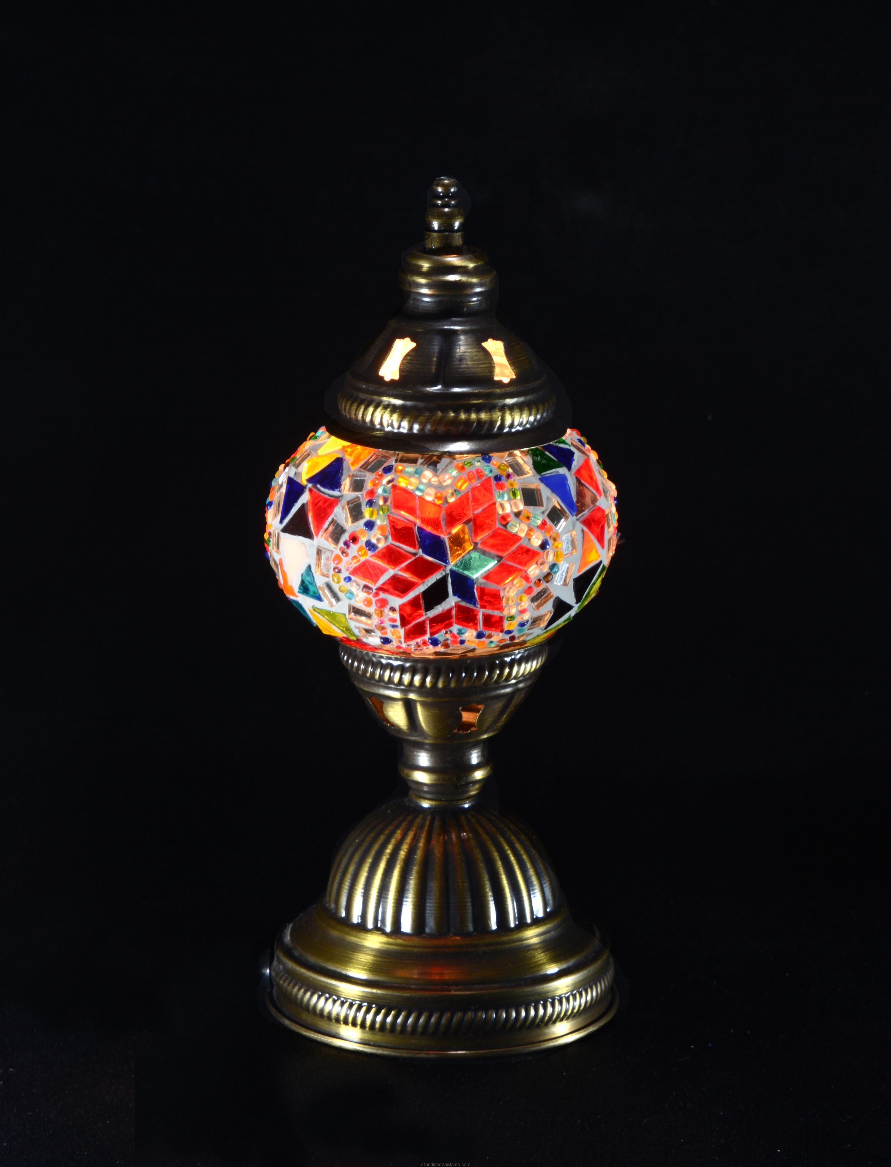 Toptan Masa 252 St 252 Mozaik Lamba Mosaic Lamp Mosaic Lamp