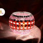 Baklava mozaik mumluk
