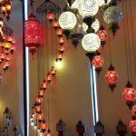 New design istanbul mosaic lamp