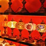 Trade Turkish authentic lamps