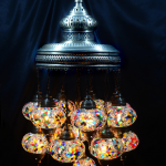 Sultan Turkish Mosaic Lamp