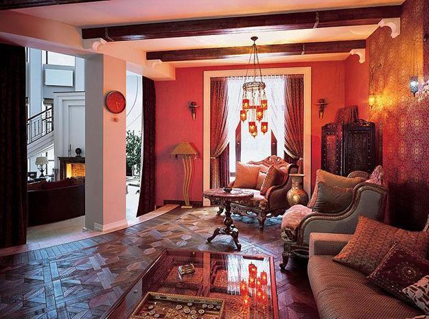 Turkish mosaic style interior design mosaic lamp floor for Moroccan designs interior