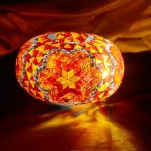 mosaic lamp glass model size 3