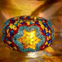 mosaic lamp glass model size 3 (5)