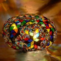 mosaic lamp glass model size 3 (6)