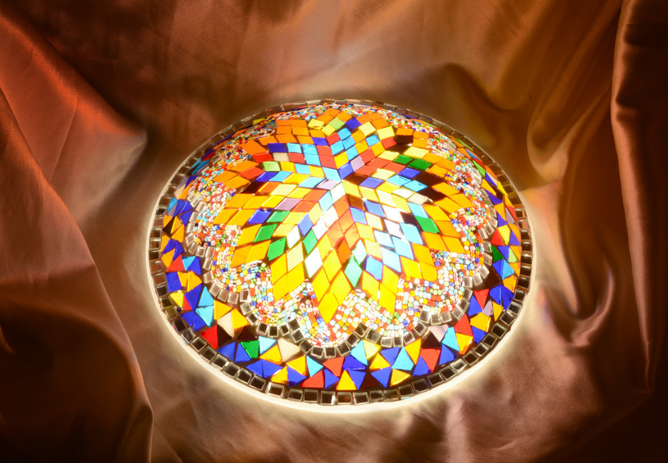 new-design-mosaic-lamp