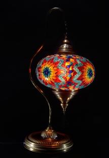 Philippines mosaic lamp (2)