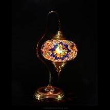 Swan neck mosaic lamp size 5 (3)
