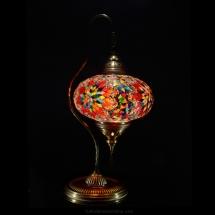 Swan neck mosaic lamp size 5 (4)