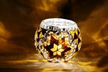 mosaic candle holder (1)
