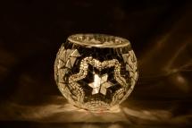 mosaic candle holder (14)