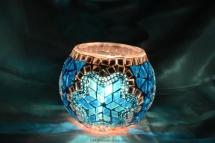 mosaic candle holder (3)