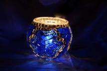 mosaic candle holder (9)
