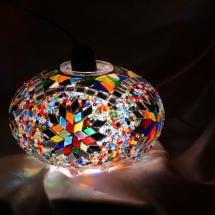 newyork mosaic exotic glass model