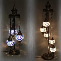 Portugal mosaic lamp