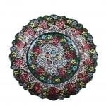 Turkish Best Quality Ceramic Plate 25 cm