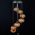 Moroccon Ahuthantic Floor Mosaic Lamp
