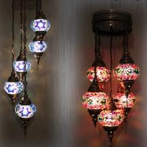 mosaic lamp Luxembourg