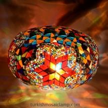 mosaic lamp glass model size 3 (2)