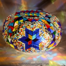 mosaic lamp glass model size 3 (9)