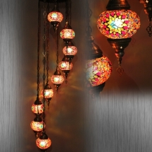 turkish lamps for cafe decoration euro