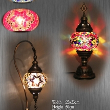 turkish lamps for hotel decoration