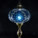 Italian Design Table Lamp Mosaic Lamp
