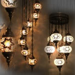 Popular Turkish Mosaic Lamps