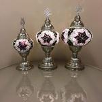 1-2-3 Size Mosaic Lamp