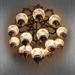 Ottoman Lamps L-12-AL16