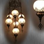 Old Ottoman Lamps L-12-AL7