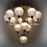 Ottoman Palace Lamp L-20G-AK13