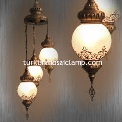 Ottoman Lamp L-15-AK3
