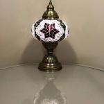 Turkish mosaic Lamps (11)