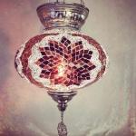 Turkish mosaic Lamps (17)