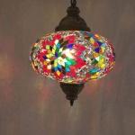 Turkish Mosaic Lamps