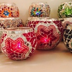 Turkish mosaic Lamps (44)