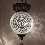 Turkish mosaic Lamps (57)