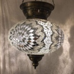 Turkish mosaic Lamps (58)