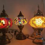 Turkish mosaic Lamps (6)