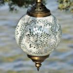 Turkish mosaic Lamps (77)