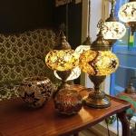 Turkish mosaic Lamps (8)