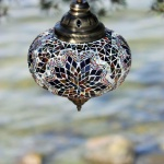 Turkish mosaic Lamps (84)