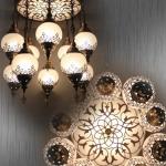 Ottoman Lamps L-12-PA11