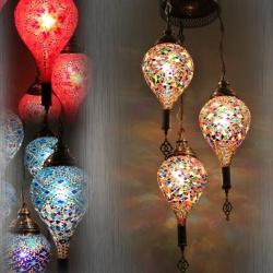 Großhandel Mosaik Lampe