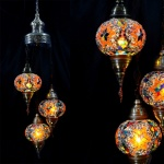 MOST SALES MOSAIC LAMP MODELS