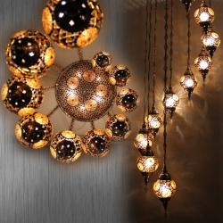 arabian handmade authentic lamp