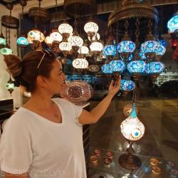 catalogo lampada mosaico turco