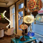 Butic Turkish Mosaic Lamp